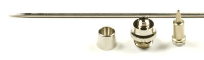 Nozzle set 0.8mm for COLANI airbrush by Harder and Steenbeck