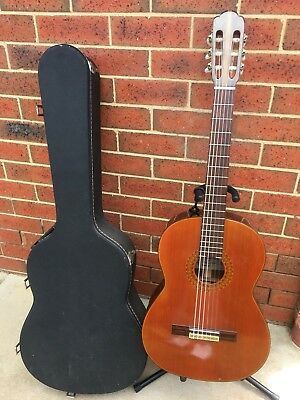 Vintage Classical Guitar - Made In Japan