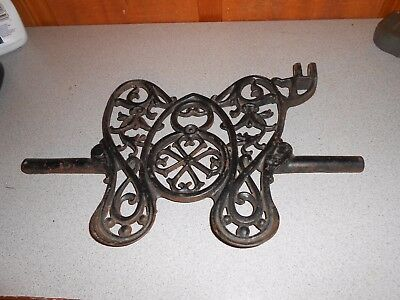 Vintage Willcox & Gibbs? Cast Iron Sewing Machine Foot Pedal