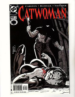 Catwoman #82 (2000, DC) NM- Harley Quinn Appearance! Vol 2