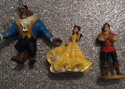 Belle Beauty And The Beast Figures