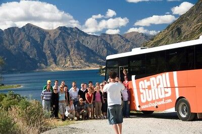 Buspass Stray Maximum Pass, Umsonst durch Neuseeland reisen bis Oktober 2018