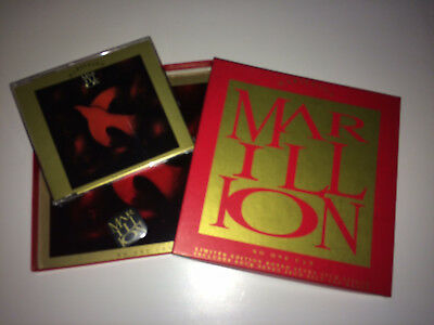MARILLION - NO ONE CAN - STRICTLY LIMITED BOX with 7'' VINYL + CD + BADGE + MORE