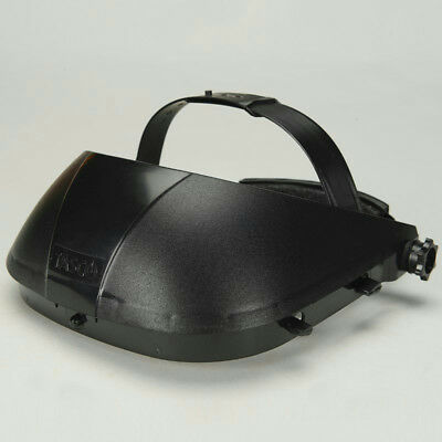 Tasco T-9000 T-Lok Ratchet Headgear Safety Face Shield Visor Carrier 3NMA5