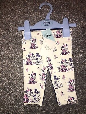 Disney Baby Girl trousers 0-3months