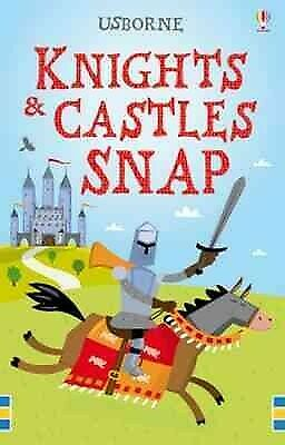 Knights and Castles Snap, Hardcover by Nicholls, Paul (ILT), Like New Used, F...