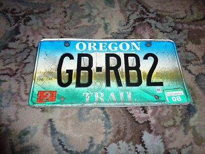 American Vehicle Licence Plate Automobilia