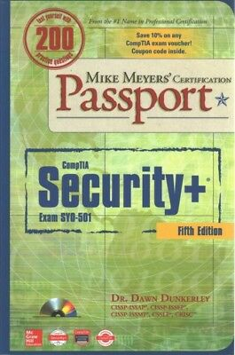 Comptia security certification practice exams exam sy0 501 comptia security exam sy0 501 paperback by dunkerley dawn dr fandeluxe Images