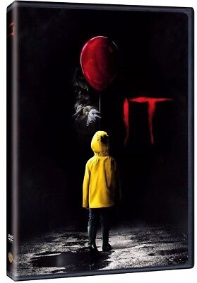 NEW: It ( DVD, 2017) - Drama- NOW SHIPPING