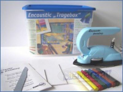 Encaustic Basis- Set