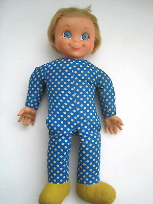 Vintage Mrs. Beasley Doll 1967 Mattel Family Affair Non Talking For Parts/Repair