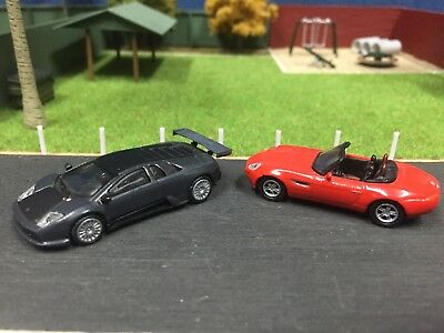 Ho Scale Sports Cars