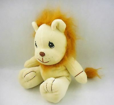 Precious Moments Tender Tails Lion, 1997 Enseco, Plush stuffed toy animal