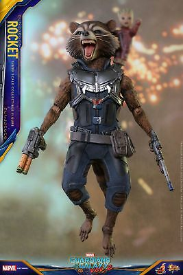 Hot Toys – MMS410 - Guardians of the Galaxy Vol. 2 - 1/6th scale Rocket Collecti