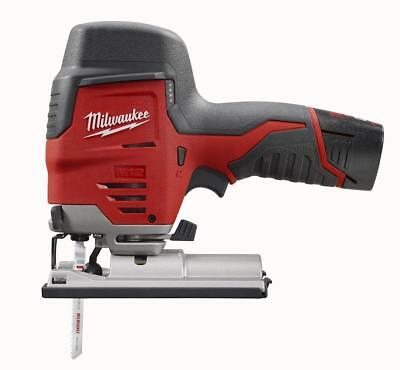Milwaukee 2445-21 M12 12V Cordless Jig Saw Kit