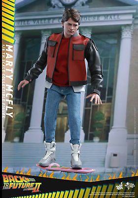 MMS379 Back to The Future Part II - 1/6th scale Marty McFly Collectible Figure S