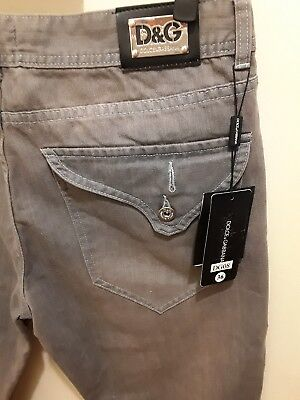 Mens Jeans Dolce Gabbana Size 36 Brand New With Tags