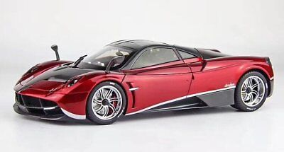 Car Model Welly Gta Gt Autos Pagani Huayra 1 18 Red Small Gift