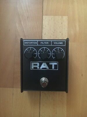 Proco RAT 2 distortion pedal in excellent used/near new condition.