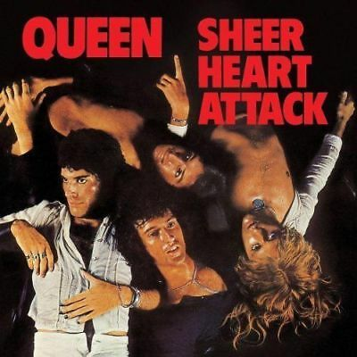 Queen - Sheer Heart Attack (2011 Remaster) NEW CD