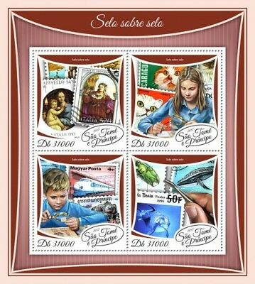 Z08 IMPERF ST17509a Sao Tome and Principe 2017 stamps on MNH Mint never hinged