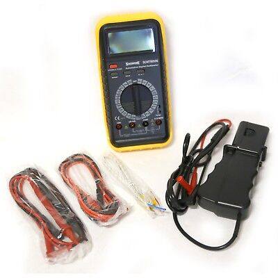 Sidchrome SCMT99506 Digital Automative Multimeter with Temperature