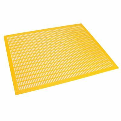 10 x Beekeeping British National Poly Hive Plastic Queen Excluder- 500mm x 500mm