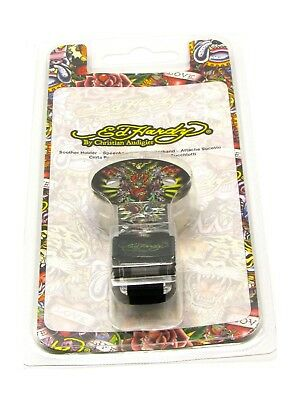 Ed Hardy Baby Dummy Dummies Clips Strap Soother Holder Pacifier