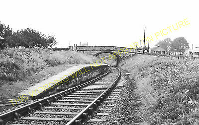Whitchurch Railway Station Photo. Brislington - Pensford. Bristol to Clutton (3)