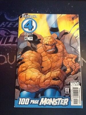 Fantastic Four (1981 Vol 3) #54 #483 VF+ (BIJ040)
