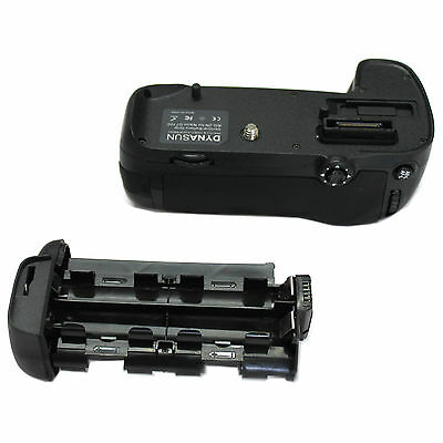 DynaSun D15 Battery Grip Power Hand Holder for Nikon D7100 as MB D15 2x Holder