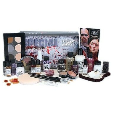 Mehron Special Effects All-Pro FX Professional Complete Makeup Kit