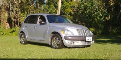 2001 Chrysler PT Cruiser Limited Edition alt free Florida 1-owner w/ only 47k actual miles!