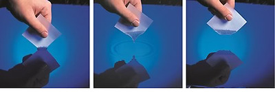 Water Soluble Paper, 8 1/2x11, 10pcs. Free shipping