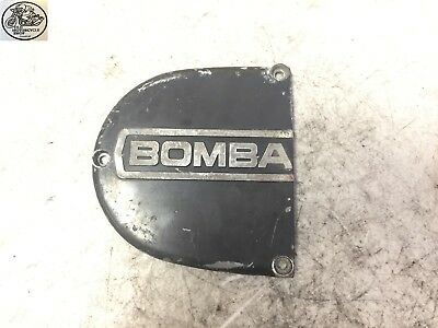 1975 Can Am Mx2 125 Oil Pump Cover Oem