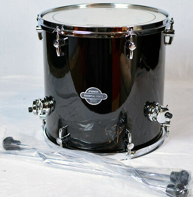 """Sonor Essential Force Floor Tom ESF 1414 FT Piano Black 14"""" x 14"""""""