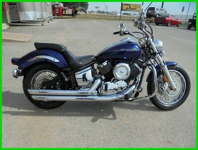 Yamaha V Star 1100  2008 Yamaha V Star 1100 Used