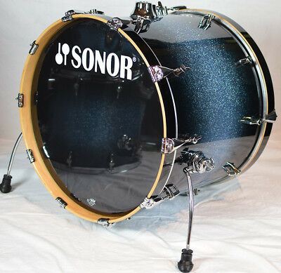 Sonor Select Force Bassdrum SEF 2217 BD WM Galaxy Blue