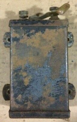 THORDARSON Low Tension COIL Ignitor Hit Miss Gas Engine Motor
