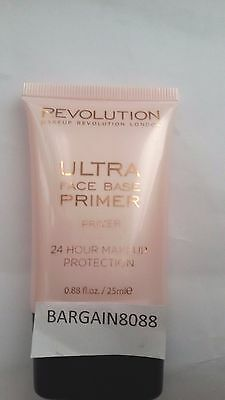 Makeup Revolution  Face Base Primer 24 Hour Makeup Protection  25 ML