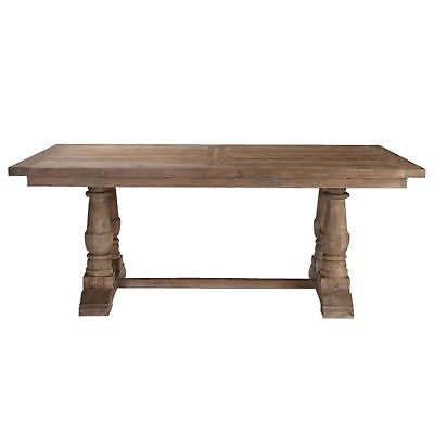 Uttermost Stratford Salvaged Wood Dining Table 24557