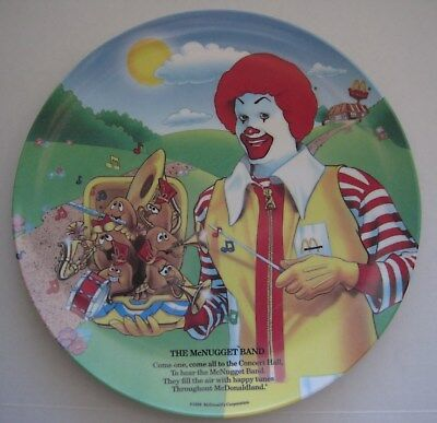 McDonald's Collector Plates