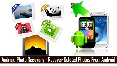 Android Data Recovery - SD Card Lost files Recovery ( Digital Delivery with Key)