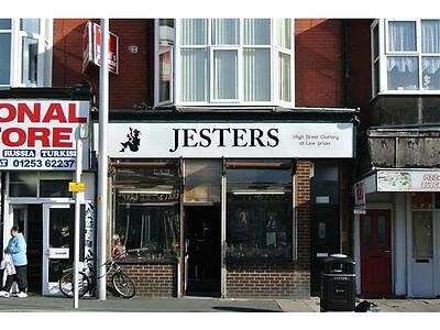 Freehold Shop Retail Unit Office For Sale Blackpool - Great Investment ! £££££