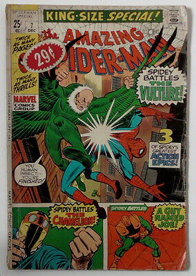 Amazing Spiderman   King Size Special  issue 7