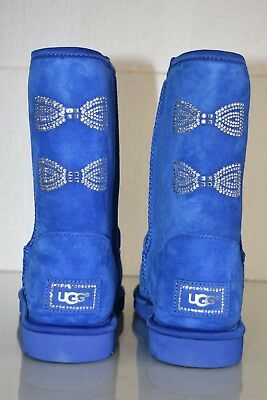 UGG X DISNEY Classique Bottes Classique 6 Mickey Bottes Crystal Daim Rouge Taille 6 Us dcef931 - christopherbooneavalere.website