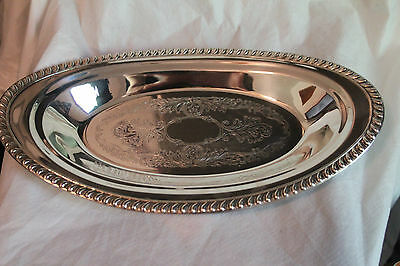 Kirk's Kirk & SON s g Silver Guild A-1 Plate candy dish Tray bowl serving 12X7