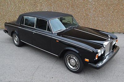 """1975 Rolls-Royce Silver Shadow Long Wheel Base (""""LWB"""") ** 8,227 genuine miles ** Spectacular""""; as perfect as you could expect"""" example!"""