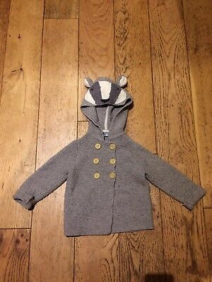 Boys Mini Boden Knitted Cardigan 18-24mths