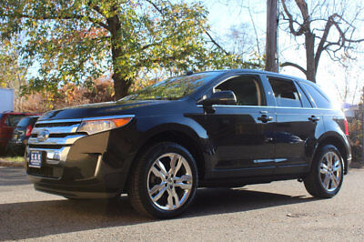 2013 Ford Edge Limited AWD,VISTA ROOF,NAVIGATION,LEATHER,20'' WHE LOW RESERVE,RUNS & LOOK GREAT ,DON'T MISS !!!